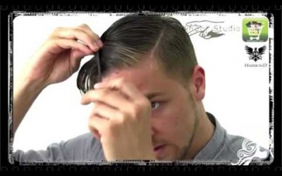How-to-style-like-The-Great-Gatsby-Leonardo-DiCaprio-hair-style-with-Hairbond-Sculptor