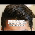 Popular-Asian-Hairstyles-Vented-Brush-Adds-Volume-Texture-Men-with-Thick-Hair