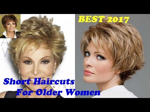 Short Haircuts for Older Women 2017 – 2018 | Ideas and Tutorials ...