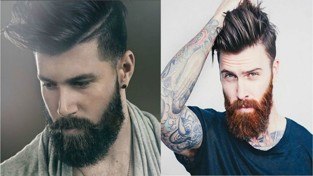 Top 10 Amazing Beards & Hairstyles For The Modern Men 2017 ...
