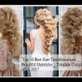 Top-10-Best-Hair-Transformations-Beautiful-Hairstyles-Tutorials-Compilation-2017