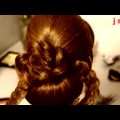 Wedding-prom-new-hairstyle-for-long-hairs-updo-tutorial-with-braided-flowers-j-series