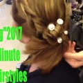 amazing2017-Easy-5-Minute-Updo-Hairstyles-haaropsteken-RecogidoTips-By-Top-Stylist-Amal-Hermuz