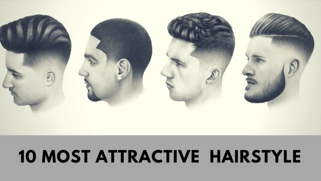 10 Most Attractive Men Hairstyle 10 Best Stylish Haircuts For Men