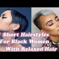50-Short-Hairstyles-For-Black-Women-With-Relaxed-Hair-2018-2019