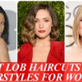 Best-lob-haircuts-and-hairstyles-for-women
