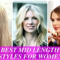 Best-mid-length-hairstyles-for-women-2017