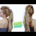 CUTE-HAIRSTYLE-FOR-MEDIUM-OR-LONG-HAIR-BRAIDED-PONYTAIL-Awesome-Hairstyles-