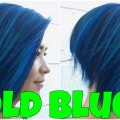 Gimme-the-Blues-Bold-Blue-Highlight-Hairstyles-Part-1-of-2