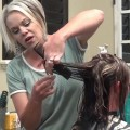 Hair-Color-Tutorial-With-A-Haircut-and-Womans-Hair-Style
