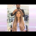 Hairstyle-Transformation-Into-Golden-Waves