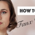 How-to-Faux-Bob-Short-Hair-Style-Updo-Hairstyles