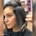 MAKE-UPThe-Best-Hair-Hack-How-to-Cut-Hair-Haircut-Tutorial-Women-2017