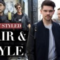 Mens-Hair-and-Style-in-London-Street-Styled-Spring-2017