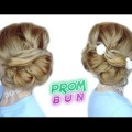 PROM-HAIRSTYLE-FOR-MEDIUM-OR-LONG-HAIR-EASY-PROM-BUN-UPDO-Awesome-Hairstyles-
