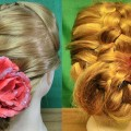 The-Most-beautiful-and-cute-hairstyles-for-long-hair-tutorial-Easy-Hairstyles-for-Girls