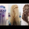 10-Easy-Hairstyles-For-Long-Hair-Hairstyles-Tutorials-Compilation-2017-2