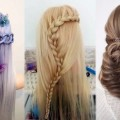 10-Easy-Hairstyles-For-Long-Hair-Hairstyles-Tutorials-Compilation-2017-3