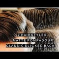2-Hairstyles-Short-Matte-Pompadour-Shiny-Classic-Slicked-Back-Hairstyle-Side-Part