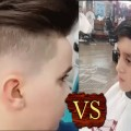2017-Mens-Hairstyle-High-Skin-Fade-Haircut-Long-Fringe-VS-Low-Fade-Medium-Textures-Haircut-