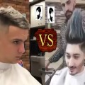 2017-Mens-Hairstyle-High-Skin-Fade-Haircut-Long-Fringe-VS-Short-Spiky-Crop-Haircut