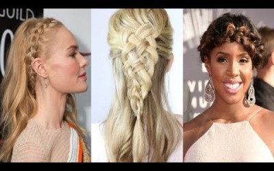 Best-Hairstyles-for-Women-in-2017-Hair-Tutorials-2017-Compilation-19