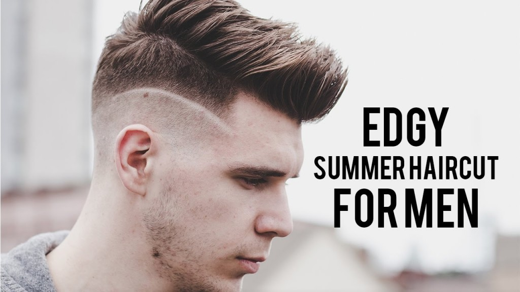 Best Men S Summer Haircut 2017 Edgy Textured Quiff