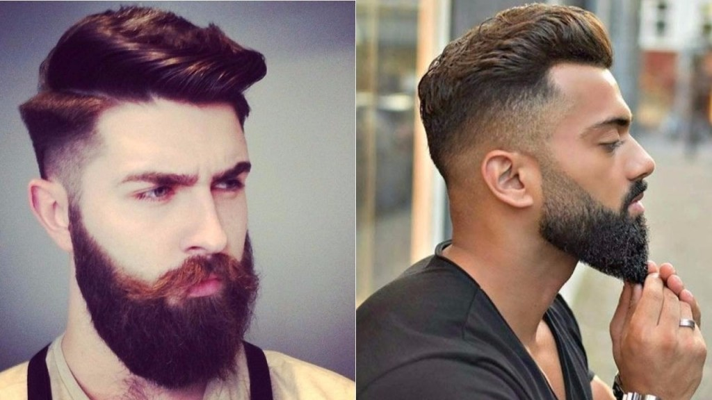 Cool Stylish Beard Styles For Men  New Best Beard