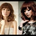 Curly-Bangs-Haircuts-Styles-For-Women