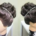 HAIRSTYLE-FOR-LONG-HAIR-TUTORIALWEDDING-BRIDAL-UPDOMESSY-BUN-UPDO