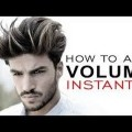 HOW-TO-ADD-VOLUME-TO-YOUR-HAIR-Mens-Hairstyle-Tutorial-DJ-SLANKMAN