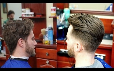Hair-Style-for-Men-2017-Haircut-Tutorial-Classic-Comb-Over