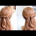Hairstyles-2017-Hairstyles-for-short-hair-Easy-hairstyles-tutorial-for-medium-hair