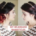 Headband-hairstyles-Everyday-quick-easy-hairstyle-for-medium-to-long-hair