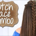 How-to-Create-a-Dutch-Lace-Braid-Combo-Long-Hairstyles