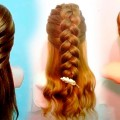 NEW-Hairstyles-Tutorials-Compilation-2017-Best-Hairstyles-for-Girls
