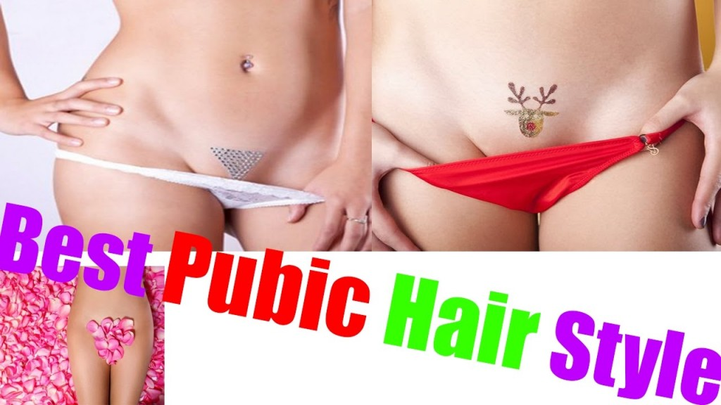 With bikini shave designs certainly