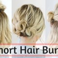Quick-Bun-Hairstyles-for-Short-Medium-Hair-Hair-Tutorial