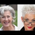 Quick-and-Easy-Hairstyles-for-Older-Women-Over-50