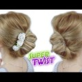 SUPER-EASY-HAIRSTYLE-QUICK-AND-EASY-HAIR-TWIST-UPDO-Awesome-Hairstyles-
