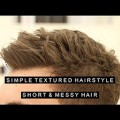 Simple-Textured-Hairstyle-Messy-Short-Hair-for-Men-Layered-and-Volume-1