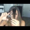 The-Best-Hair-Hack-How-to-Cut-Hair-Haircut-Tutorial-Women