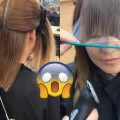 The-Best-Hair-Hack-How-to-Cut-Hair-Haircut-Tutorial-Women-2017-4
