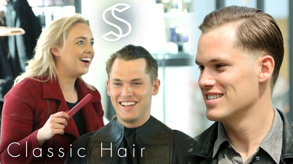 The Classic Comb Over Hairstyle For Men A Casual Business Haircut