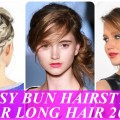 The-perfect-messy-bun-hairstyles-for-long-hair-2017