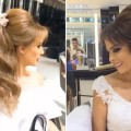 Wedding-hairstyle-for-medium-long-hair-by-Mouniiiir