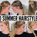 10-CUTE-EASY-SUMMER-HAIRSTYLES