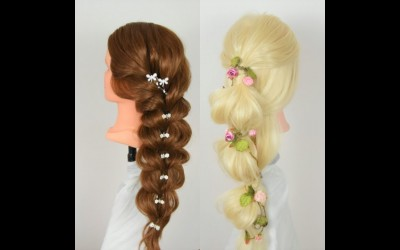 2-Knots-Hairstyles-for-long-hair-Argentealo