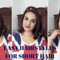 7-Easy-Hairstyles-For-Short-Hair-Akshata-Kamath