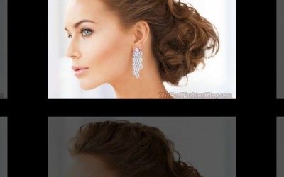 Beautiful-Holiday-Hairstyle-for-medium-and-long-hair